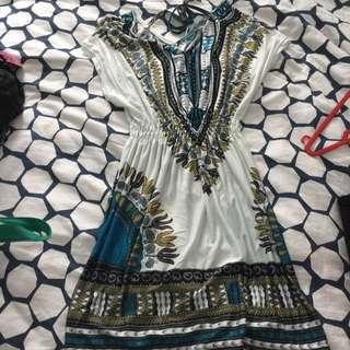 RESERVED Beautiful Beach Dress
