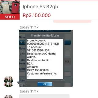 Super Testi for Iphone 5s 32gb