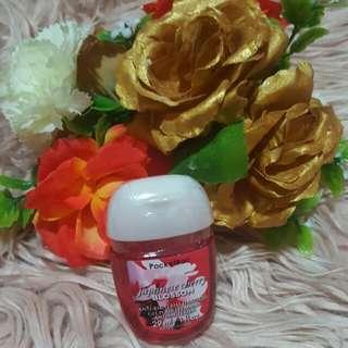 PENDING Japanese Cherry Blossom Antibacterial Hand Gel