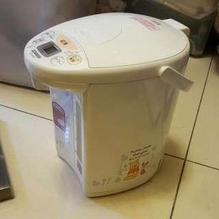 日本原裝象牌電子熱水壺(四段保溫)