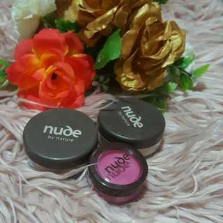 Nude By Nature Bundle