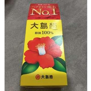 日本大島椿-100%黃金椿油-40ml