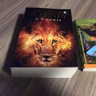 Book - Narnia