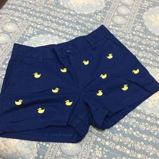 Duck Short Pant