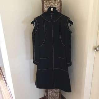 Chanel Black Dress