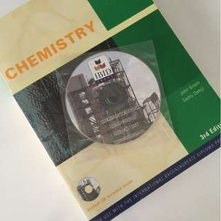 IB Chemistry Textbook - John Green, Sadru Damji