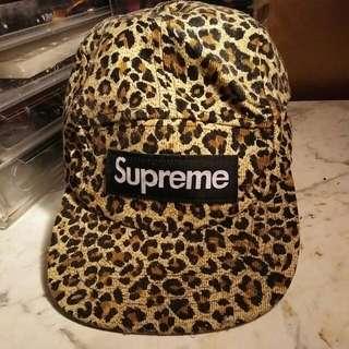 Supreme Leopard Hat