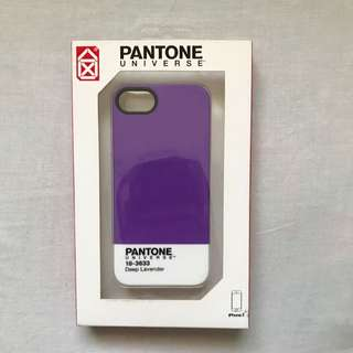 Pantone Universe Deep Lavender iPhone 5 Case