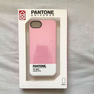 Pantone Universe Candy Pink iPhone 5 Case