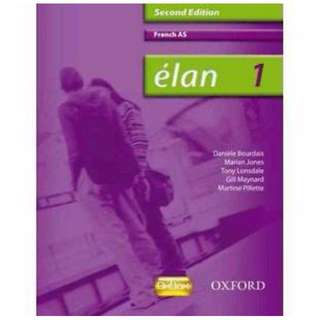IB French Textbook - Elan 1