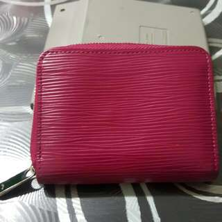 LV SMALL ZIPPY WALLET