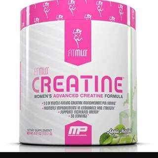 Fit Girl Creatine