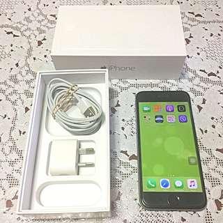Iphone 6 black 16gb