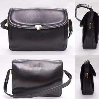 BALLY Rare Leather Shoulder Bag