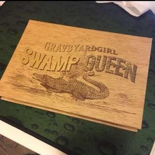 Bunny Grav3yard Girl x Tarte Swamp Queen Palette