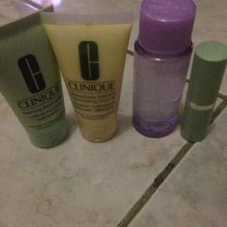 reprice clinique gift set