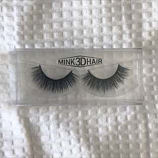 3D Mink Lashes - FREE SHIPPING