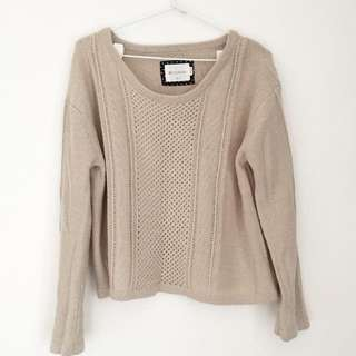 Element Knitted Jumper