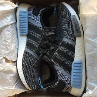 NMD Mesh Clear Blue
