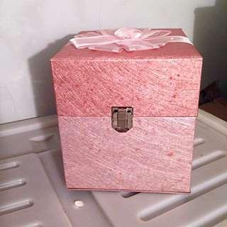 首飾收納盒可換物
