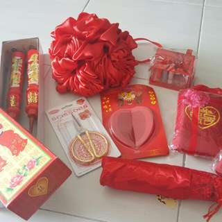 Chinese Wedding Items