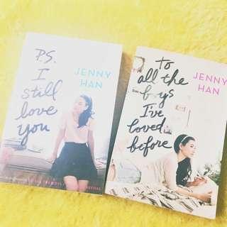 P.S I Still Love You Book 1 & 2