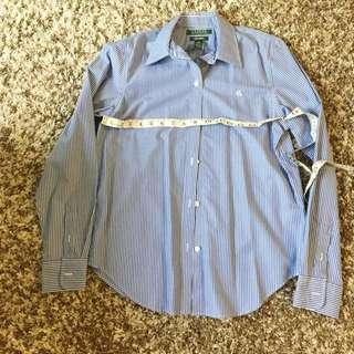 Polo Ralph Lauren (Non-Iron shirt)