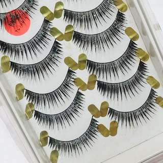 Shining False Lashes (Thick)