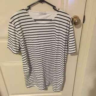 Selected / H O M M E Identity T Shirt