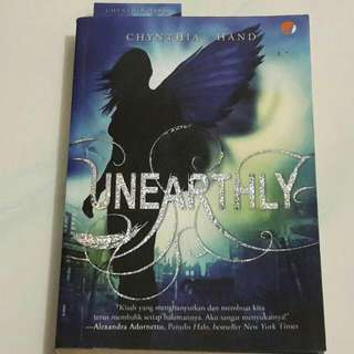 Unearthly  Rated 4.08/5 On Goodreads