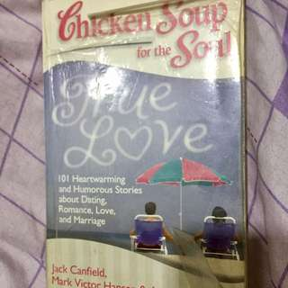 Preowned Chicken Soup For The Soul- True love