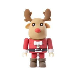 聖誕馴鹿造型隨身碟 8G