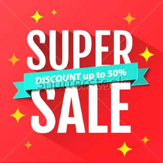 GO TO MY PAGE GUYS!  UP TO 50% OFF YIPIEEEE!!!