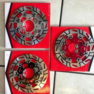 MTR SMALL DISC (3mm)