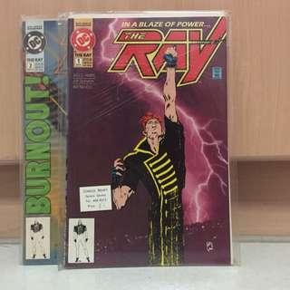 DC Comics : The Ray