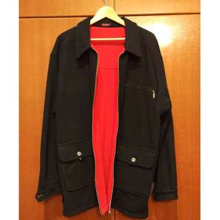 Limited Marlboro Winter Wool Jacket