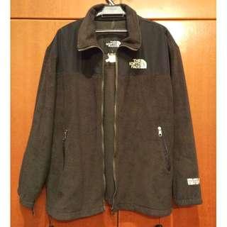 Northface cotton wind breaker jacket coat