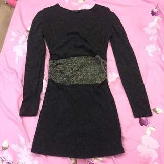韓版合身連身洋裝