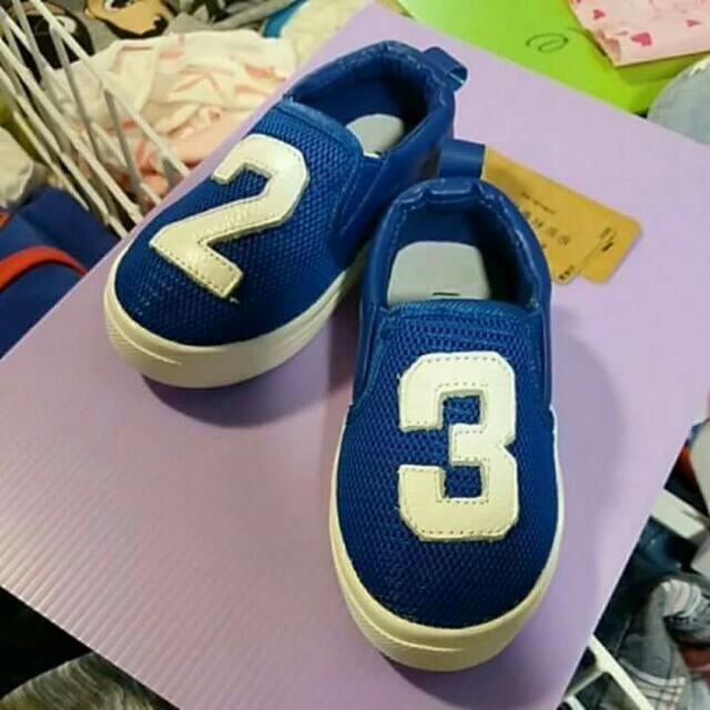童鞋 懶人厚底鞋