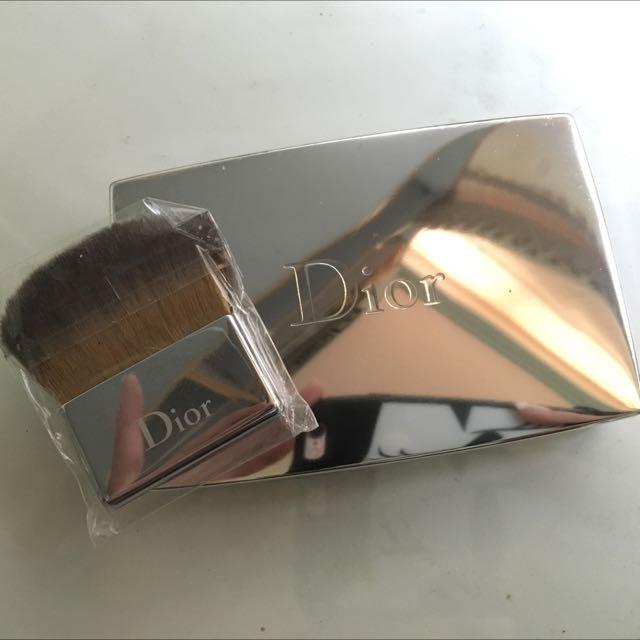 二手 Dior 輕透粉餅