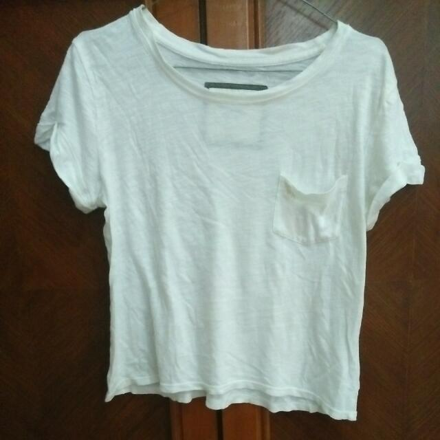 Abercrombie&fitch Croptee