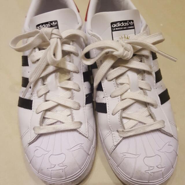 Adidas 鞋 適合男女