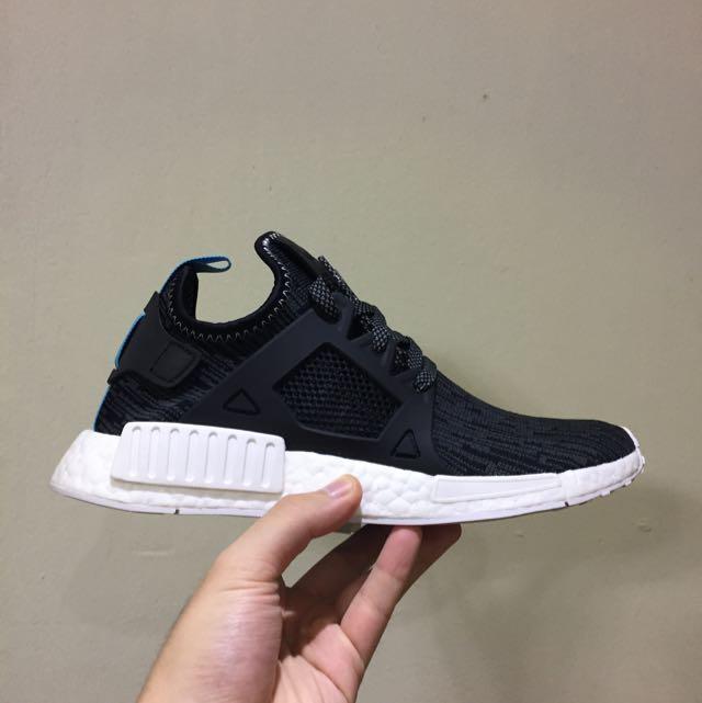 42035510d Adidas Nmd Xr1 Black Glitch