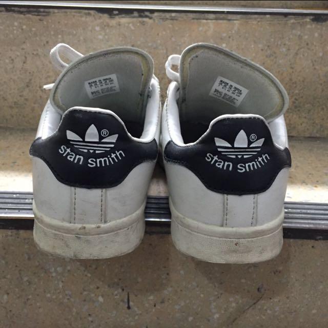 Adidas Stan Smith 黑