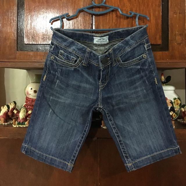 👱🏻♀️Aeropostale Denim Shorts