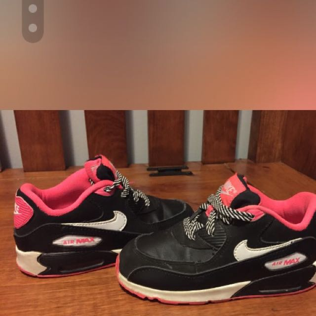 air max preschool size 9c