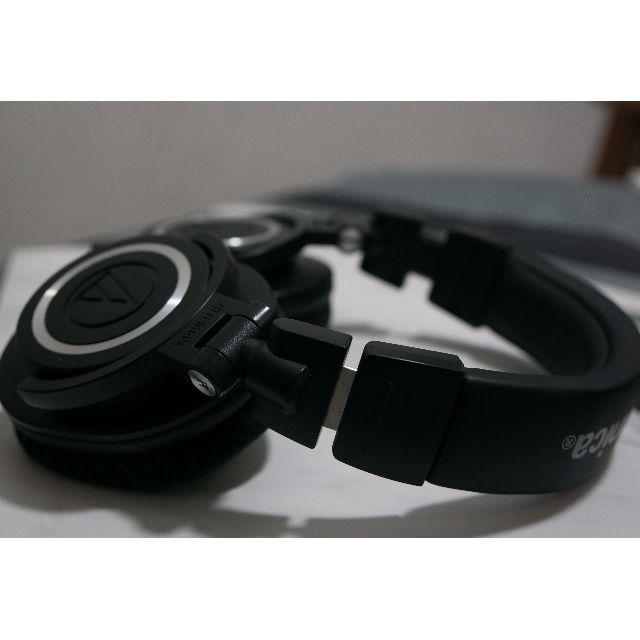 Audio Technica ath-m50x With massdrop velour earpads