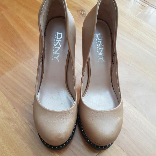 Authentic DKNY Heels