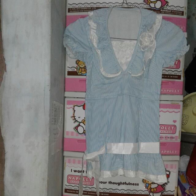 Baju Kerut Pita