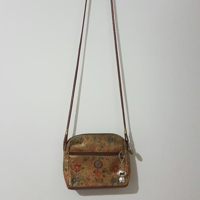 Vintage Bettina Crossbody Bag